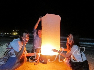 パトンビーチ夜遊び派人気ホテル