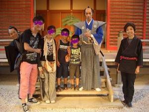 安土桃山文化村2