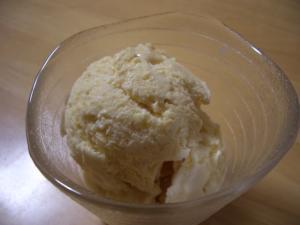キャラメルアイス