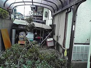 カーポート ガーデンシュレッダー