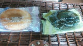 焼きドーナッツ二種類
