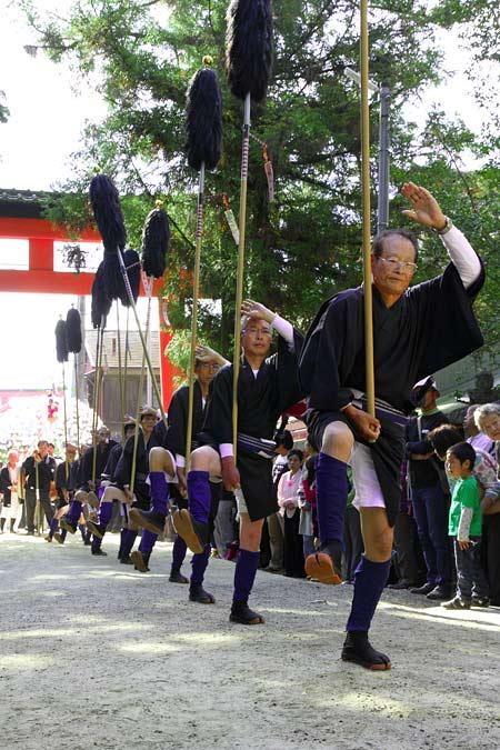 水分神社 秋祭り3