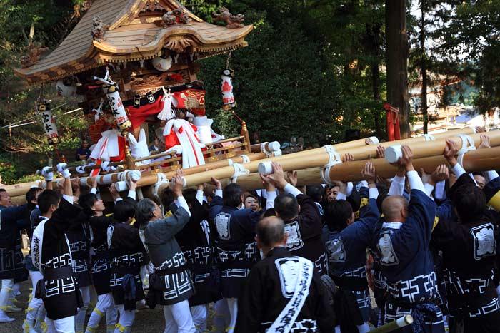 水分神社 秋祭り4