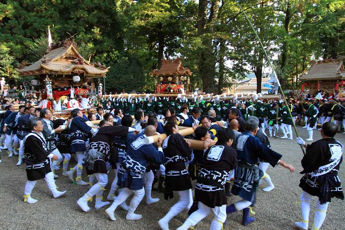 水分神社 秋祭り5