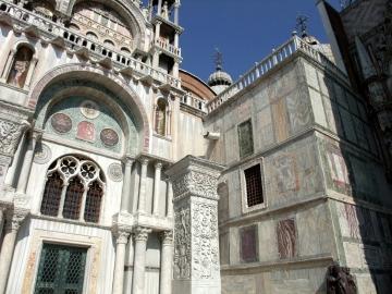 ベネチア078サンマルコ聖堂