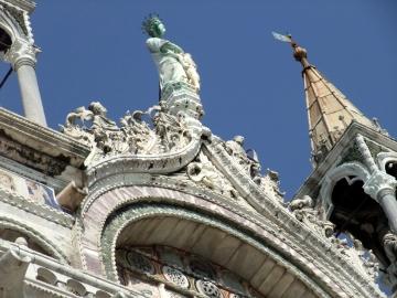 ベネチア080サンマルコ聖堂
