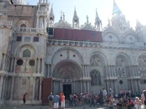 ベネチア081サンマルコ聖堂
