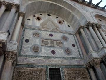 ベネチア083サンマルコ聖堂
