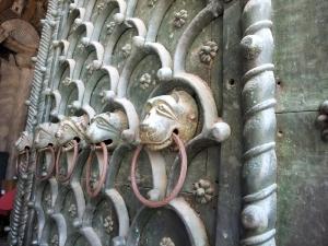 ベネチア084サンマルコ聖扉