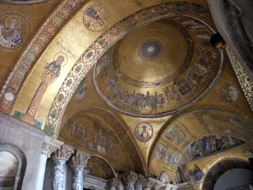 ベネチア086-サンマルコ聖堂