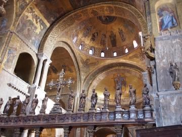 ベネチア088サンマルコ聖堂