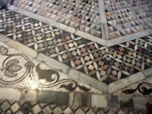 ベネチア090サンマルコ聖堂床