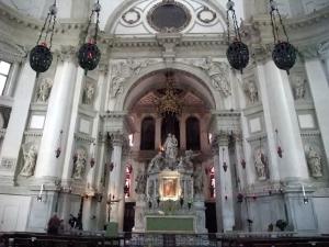 ベネチア097サルーテ教会