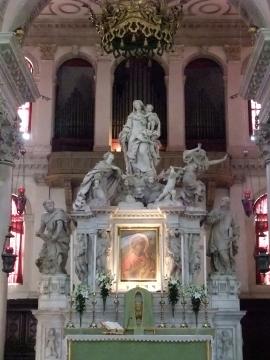 ベネチア098サルーテ教会