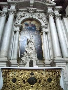 ベネチア100サルーテ教会