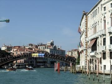 ベネチア104アカデミア橋