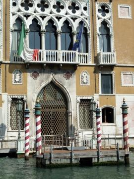 ベネチア105フランケッティ宮