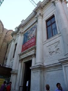 ベネチア106アカデミア美術館