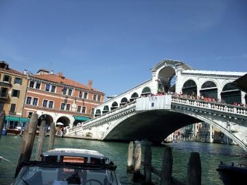 ベネチア118リアルト橋