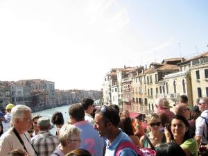 ベネチア119リアルト橋