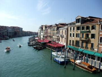 ベネチア120リアルト橋