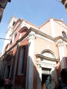 ベネチア126クリソストモ教会