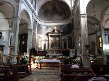 ベネチア127クリソストモ教会