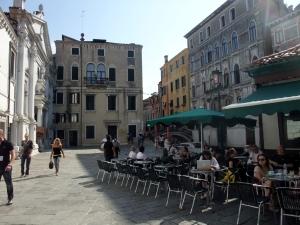 ベネチア131サンタマリアフォルモーザ広場
