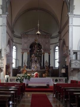 ベネチア133サンタマリアフォルモーザ教会