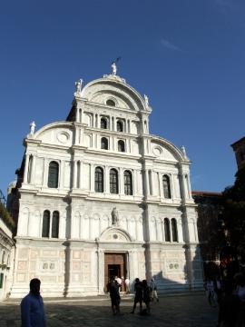 ベネチア134サンザッカリア教会