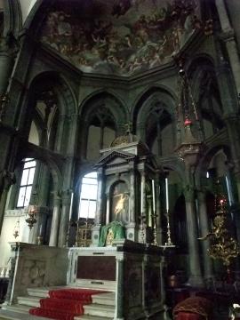 ベネチア137祭壇