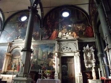 ベネチア138サンザッカリア教会