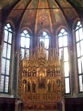 ベネチア140サンザッカリア教会