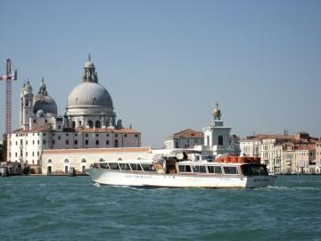 ベネチア144ジュデッカ運河