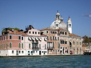 ベネチア145ジュデッカ運河