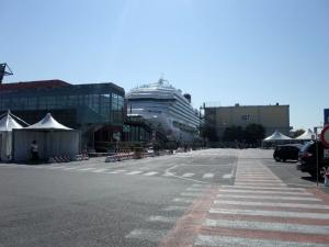 クルーズ008マリッティマ港