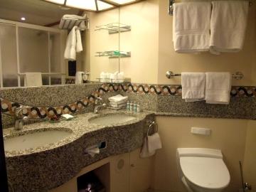 クルーズ020バスルーム