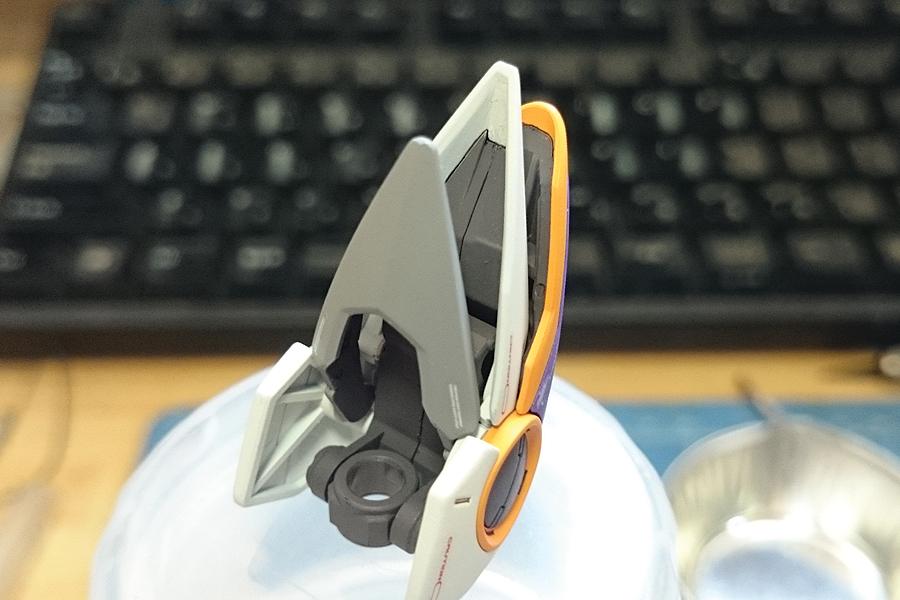 MG ガンダムウイング Ver.Ka 改修