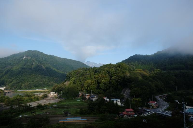 御嶽山噴火1