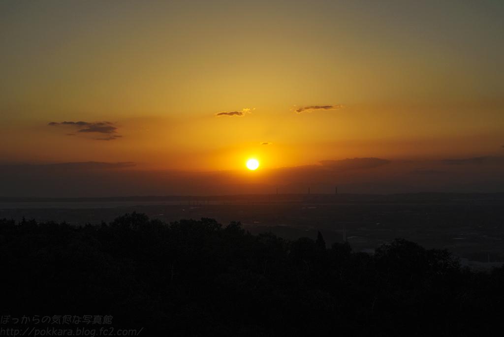 1012夕陽