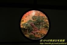 $ぽっからの気侭な写真館-悟りの窓