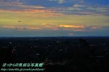 $ぽっからの気侭な写真館-夕陽1