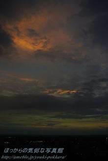$ぽっからの気侭な写真館-夕陽2