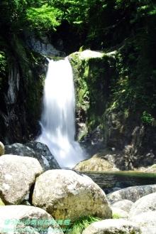 $ぽっからの気侭な写真館-鳴沢の滝