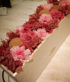 [写真]銀座・WINE&FLOWER