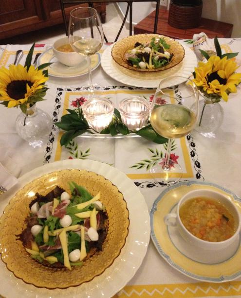 スープ,マクロビオティック(2回目)