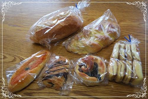 トリーゴのパン