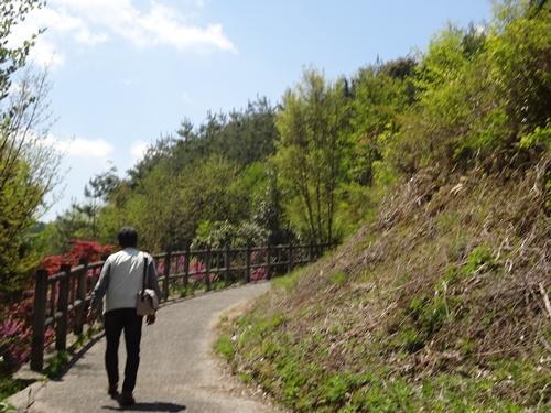 不思木の森公園入り口