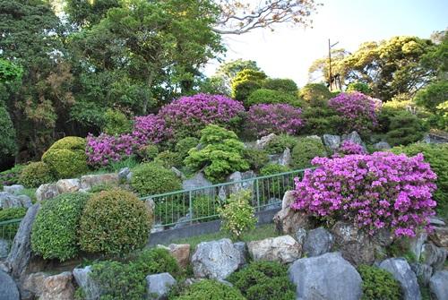 正太寺駐車場からの見た景色