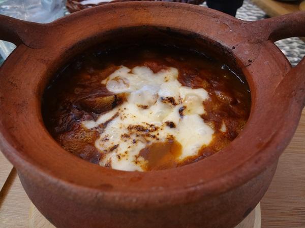トマト焼きカレー